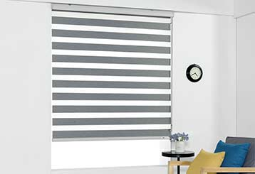Layered Shades | Irvine Blinds & Shades, LA